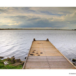 Noorderplassen silence....
