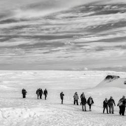 IJsland, naar de ijsgrot