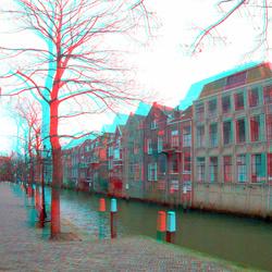 Dordrecht Pottenkade 3D GoPro 200mm
