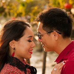 verliefd, verloofd, bijna getrouwd