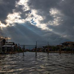 Sunset Myanmar 4