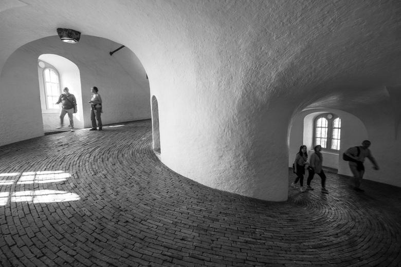 Kopenhagen - Runde Taarn (Ronde Toren) - Kopenhagen - Runde Taarn (Ronde Toren)