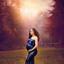 Maternal glow