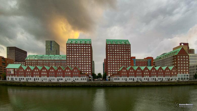 Huisjes in Rotterdam