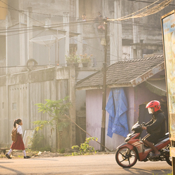 Life in Indonesia