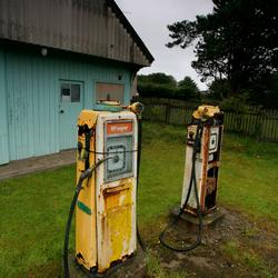 Oude benzine?