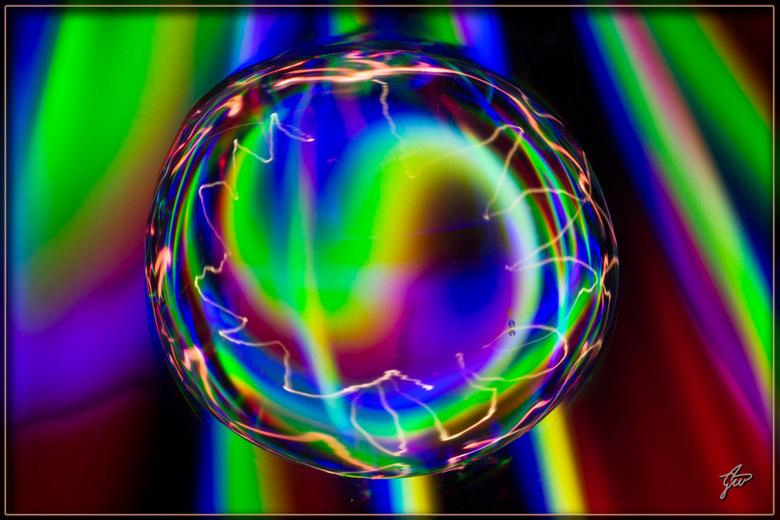 Yin-Yang on LSD - <br />