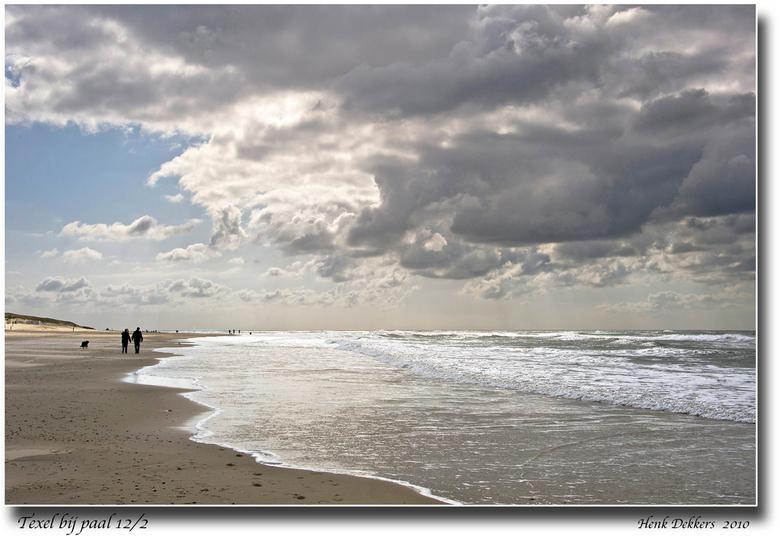 texel paal 12/2 | landschap foto van henk dekkers | zoom.nl