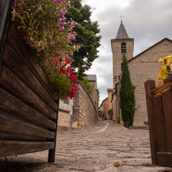 Straatje, Sainte-Enimie