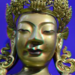 Tibet Buddhism Wereldmuseum 3D