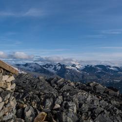 Surtningssue, Noorwegen op 2400 meter