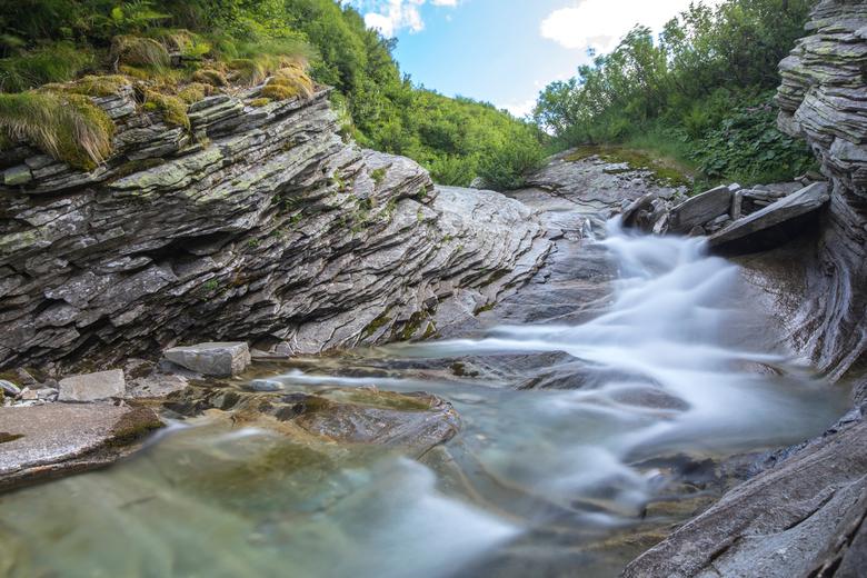 berg riviertje -