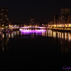 Luik by night