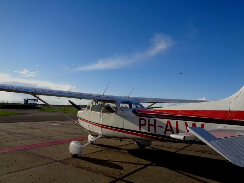 Take flight - Aviodrome, Cessna 172 - PH ALW, SAS.