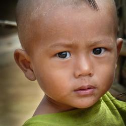 Mrauk U manneke Myanmar