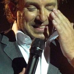 Marco Borsato tijdens 3Dimensies concert, 11-5-2011.