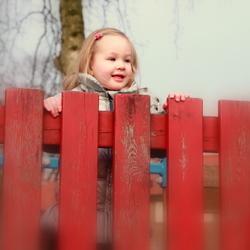 Spelen op 't schoolplein