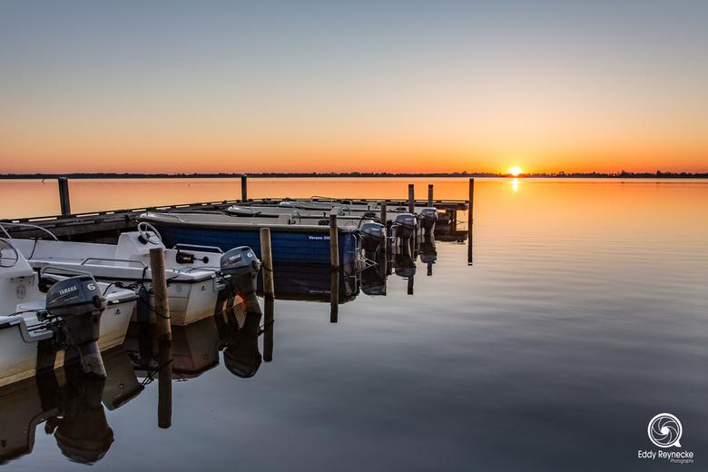 Zonsopkomst Zuidlaardermeer