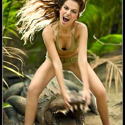 Bibi & De Krokodil