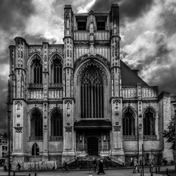 Sint Pieterskerk Leuven.