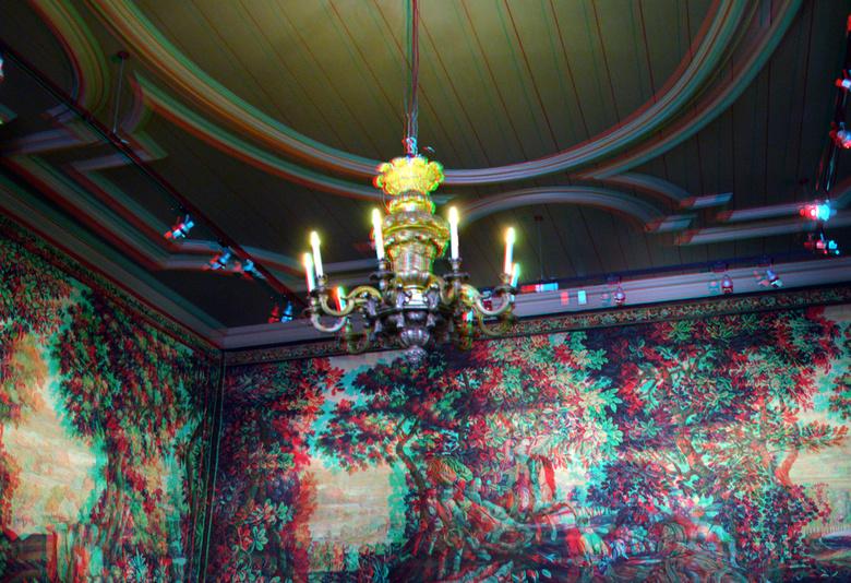 Grandeur Huis van Gijn Dordrecht 3D - Grandeur Huis van Gijn Dordrecht 3D<br /> anaglyph stereo cha-cha D7000