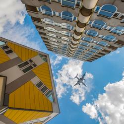 Rotterdam architectuur 13-8-2017