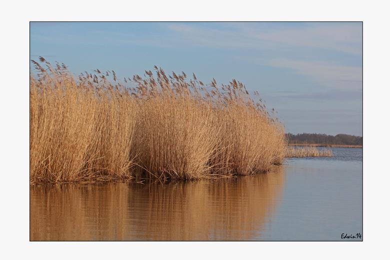 De Wieden - Een foto uit ons geliefde gebied &#039;De Wieden&#039; gemaakt door Edwin<br /> <br /> gr Edwin Regina