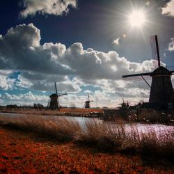 Kinderdijk - Colors
