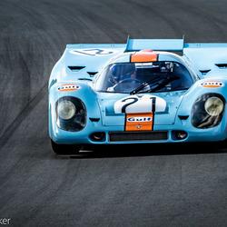 Porsche 917 Gulf Edition