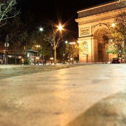 Arc de Triomphe 2011