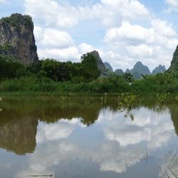 Karstgebergte China