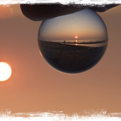 The glass bulb ...