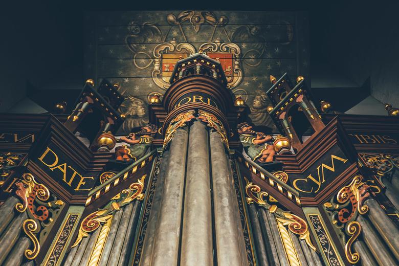 500 Jaar Oud Orgel (In opdracht van Van Vulpen Orgels)