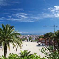 Park Guell (Barcelona)