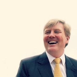 Koning Willem-Alexander (ippawards schoolopdracht fotografie: 'News/Events'