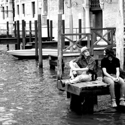The tourists of Venice