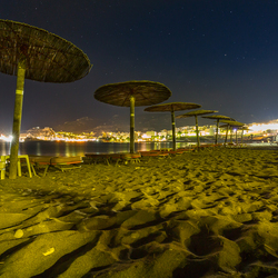 Karpathos by night