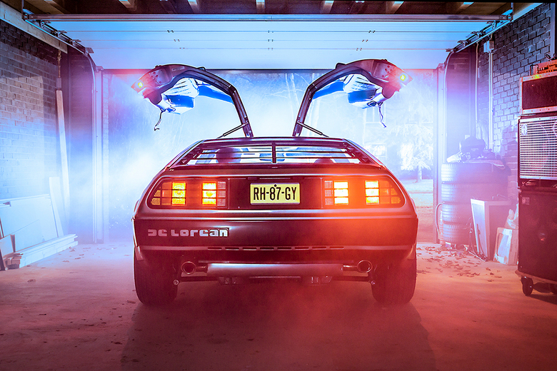 2015 Here we are - Back to the future, 2015 arrived !