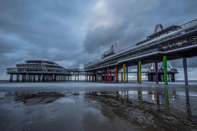 De pier, Scheveningen -