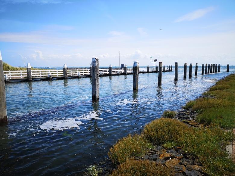 Havenmond Vlieland - De haven van Vlieland