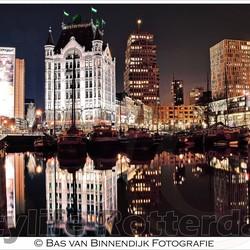 Citylife Rotterdam - Witte Huis