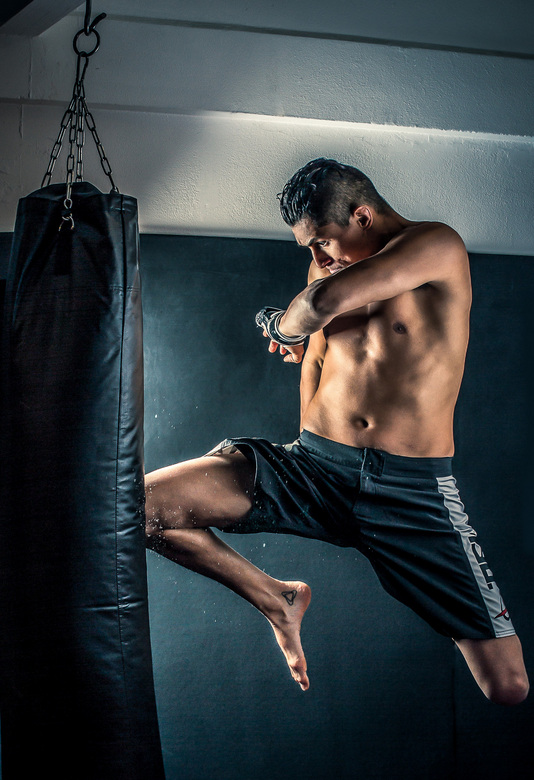 RYU - Martial Arts & Fitness - - Fotoshoot voor RYU - Martial Arts & Fitness -