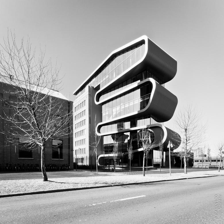 Umicore - Nieuw kantoorgebouw van Umicore, BE<br /> CONIX architecten
