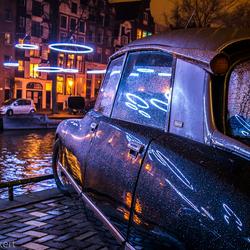 Citroën aan de Gracht