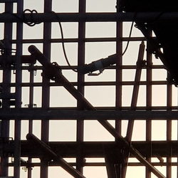 Vrouw op de bouw 3
