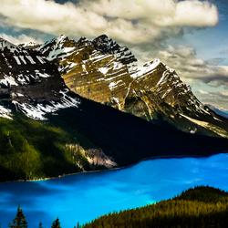 Lake Peyto Canada