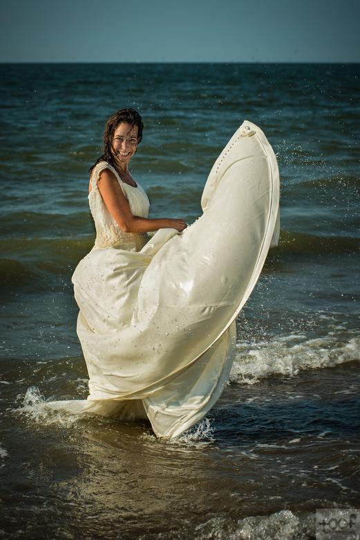How to trash a dress...