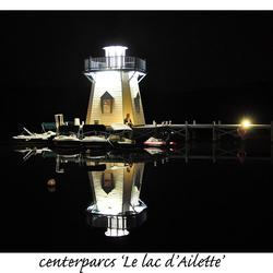 centerparcs 'Lac d'Ailette'