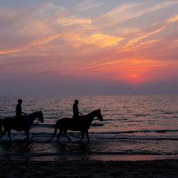 Sunset wassenaar