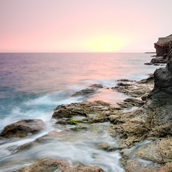 zonsondergang Puerto Rico GC